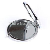Wholesale Mirror Makeup Blank Compact Mirror Portable Pocket Cosmetic Mirror Handheld Salon Openwork Carving Surface Mirror