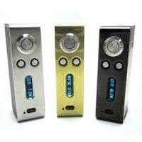 zero - Zero Mod Clone Infinite Zero Mod Box Mod Clone W W VV mods fit Battery Atomizer Black Gold SS colors DHL Free