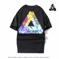 Wholesale Palace T shirt Men High Quality Palace Skateboards T Shirts Cotton Summer Style Short Sleeve Causal Tee Palace T shirt