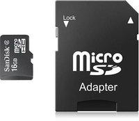 metro phone - 16GB Memory Card Micro SD For LG Optimus M Metro Wireless Mobile Phone