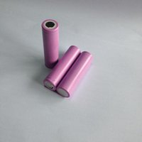 18650 battery - 10pcs genuineICR18650 F mah battery for e cigarette high capacity samsung battery for kbox mod