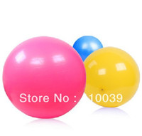 balloon fitness - extra thick explosion proof cm Yoga ball slimming fitness ball leather balloon home fitness equipment in