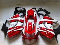 Wholesale NEW High quality Injection fairings gift FAIRING Set For KAWASAKI Ninja250 R EX250 red color fairings