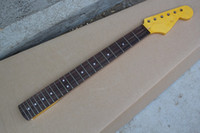 Wholesale The Hot Sale Factory Customized Semi finished Electric Guitar Neck with Different Material of Finger Board to choose