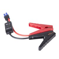 gps antenna cable - GPS New Safe Portable Multifunctional Car Jump Starter Power Supply Clip Cable