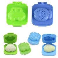 Wholesale Stylish Eggs rice seaweed food suits combination mold boiled eggs mold kitchen bakeware sets