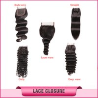 Cheap top lace closure Best silk base lace closure