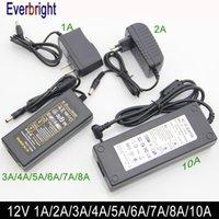 12v ac dc 4a adapter - LED strips Power supply DC V A A A A A A A Led Strip Power Transformer Power supply AC V V to DC V LED strip Adapter