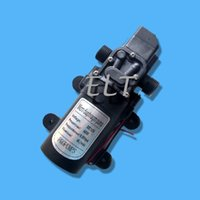 Wholesale Car Washing Pump DC V W Water Pump L min W Micro Car Diaphragm High Automatic Pressure Switch Drop Shipping
