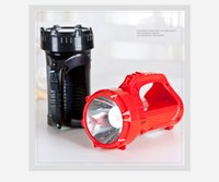 Wholesale Emergency light LCD light black and red safe lights
