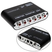 Wholesale Optical SPDIF Coaxial Dolby AC3 DTS Digital to CH Analog Audio Decoder
