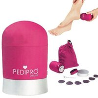 ped egg - Ped Egg Skin Care Products JML Pedi Pro PediPro Deluxe Pedicure Pedi Foot File Hard Skin Remover Kit Set Foot Care