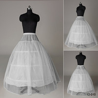 A-Line big petticoat - Big Discount Color Bridal Gown Wedding Dress Petticoat Underskirt Hoop Layer Colorful Petticoat