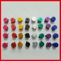 abxy bullet buttons - 10set Metal buttons Bullet Buttons ABXY Button For PS4 PS3 Controller