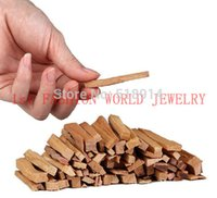Wholesale Natural Australia Sandalwood Chips Small Logs of Sticks Aromatic Fragrance Sandal Wood Chips For Aromatherapy Natural Aroma
