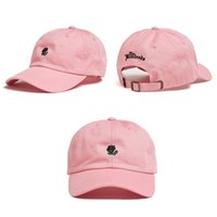 strap back hats - 2016 Newestest Exclusive customized design Brands The Hundreds Rose Strap Back Cap men women Adjustable golf snapback baseball hat casquette