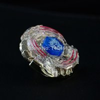 Wholesale New Rare Metal Beyblade Launcher Top Set Rapidly Spinning Fight Masters Toy SPEGASIS LDRAGO RF