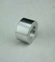 amplifier knobs - Silver Solid Aluminum mm Amplifier DAC Speaker CD Sound Potentiometer Knob Amplifier Cheap Amplifier