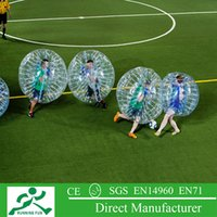 Wholesale Inflatable Bumper Ball Body Zorb Loopyball Bubble Ball For Sale