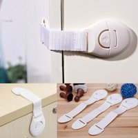 Wholesale New Baby Kids Safety Lock for Door Cabinet window Drawer Refrigerator Safety Lock High Quality