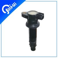 autos ignition coil - 12 months quality guarantee auto engine ignition system parts Ignition coil for GM Mitsubishi Yamaha OE No F6T548 F6T56772