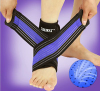 Wholesale high elastic bandage nursing sprained ankle anti badminton football basketball ankle brace