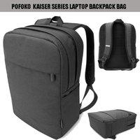 chromebook - Laptop Backpack inch POFOKO Kaiser Series Computer Dual Shoulders Bag Messenger Sleeve Carry Case for Chromebook ultrabook