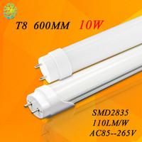 Wholesale Bright energy saving segregated T8 LED lighting tubes W cm cold white nature white warm white AC85 v