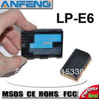 7d battery grip - 1800mAh LP E6 LPE6 Camera Battery For Canon D Mark III EOS D Mark II EOS D EOS D