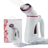 Wholesale 2014 New Steam Brush Handheld Clothes Hanging Iron Ironing Machine Portable Dry Cleaning Mini Garment Steamer