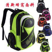 Wholesale New arrival Children kids school bags Double shoulder bag Super reflective Outdoor men backpack travel bags