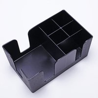 bar caddy - Commerical Black Plastic Bar Caddy Organizer Black with Compartments order lt no track