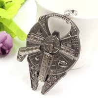 Wholesale Bottle Opener High Quality Star Wars Millenium Falcon Replica Bottle Opener Cool Spaceship Design Kitchen Tool