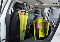 Wholesale Creative Design Car Styling Accessories Umbrella Storage bag Waterproof in Back of Car Seat
