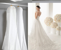 clothing store - 2015 Hot Selling cm size Dust Cover for Wedding Dresses Omniseal Extra Large Store Bags Bags for Wedding Dress