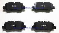 Wholesale High Knight LAND ROVER DISCOVERY black carbon based brake pads ceramic brake brakes purses Post