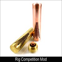 EE.UU. Rig Competición Mod 18650 Mecánica Mod Clone Magnet Switch para la mutación X Doge Dark Horse Freakshow V2 V3 RDA Atomizadores RBA