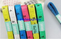 Wholesale New Soft Ruler Tape Tailor DIY Cloth Body Measuring M or