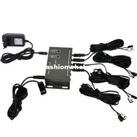 Wholesale DROP SHIPPING Repeater use to receive DVD satellite TV receiver player stereo controlled by IR signal