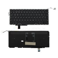 Wholesale Laptop Portugaese Keyboard For Apple Unibody Macbook Pro A1297 Early to Late Laptop Keyboard with Backlit Replacement