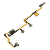 Wholesale 10PCS Power Button Key Ribbon Flex Cable For Apple iPad F0037