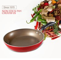 Wholesale Cookware DuPont Teflon Platinum Particulate Coating Inch Quart Nonstick Skillets PFOA Free Lead Chromium Free Christmas Party KB