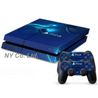 Cheap High Quality Skin Sticker For PS4 Playstation 4 Console + Controller Decal #110 Cool