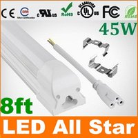 Yes led super bright - Super Bright ft Integrated Led Tubes Lights W lm T8 m Led Fluorescent Lamp Warm Cool White AC V UL cUL Warranty Years