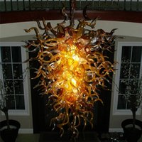 best multi meter - Free Air Shipping v v AC Led Bulb Dale Chihuly Art Best Crystal Glass Ceiling Lamp