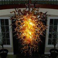 LED best multi meter - Free Air Shipping v v AC Led Bulb Dale Chihuly Art Best Crystal Glass Ceiling Lamp