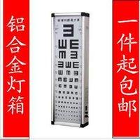 aluminum alloys chart - 10pcs Standard visual acuity chart light box light box child visual acuity chart aluminum alloy