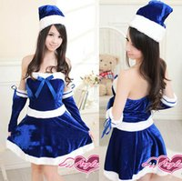 animate colors - 2015 Women clothes Christmas Sexy Cosplay Lovely Costumes Role play Role play animated cartoon Costumes Cosplay High quality two colors