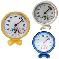 Wholesale 2014 New Cute Design Moisture Meters Wet Hygrometer Thermometer Temp Temperature Meter With Low Price