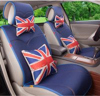 purple car seat covers - Cotton Car Seat Cushions Discounted Car Interior Accessories Five Colors To Choose Breathable Car Seat Covers Humanized Design Winter